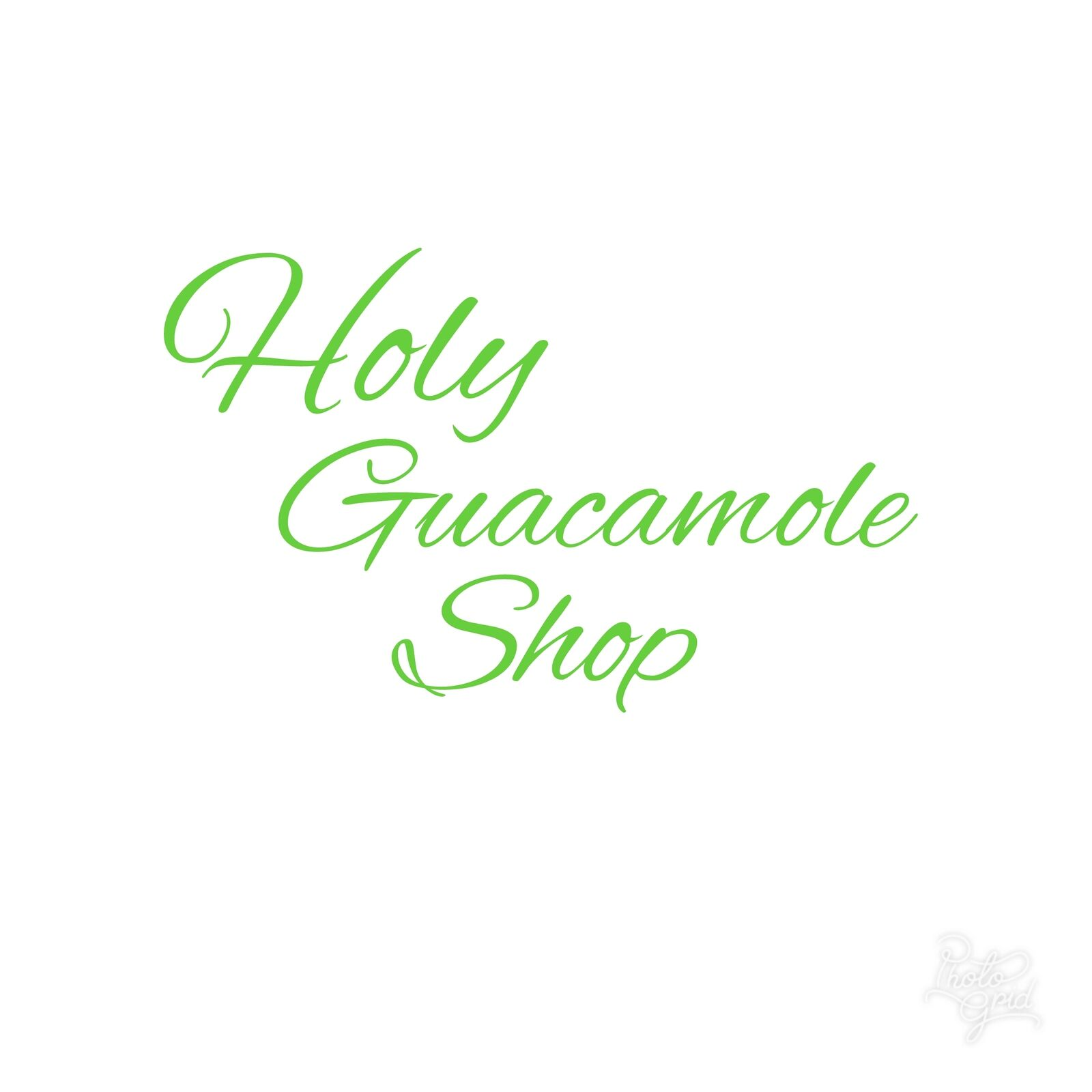 Holy Guacamole Shop