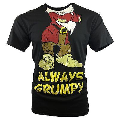 Disney Grumpy Costume (DISNEY Men's T-shirt Headless