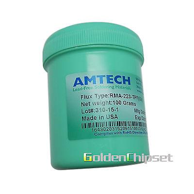 Rma-223-tpfuv Bga Rework Reballing Amtech Rosin Mildly Active Tacky Flux