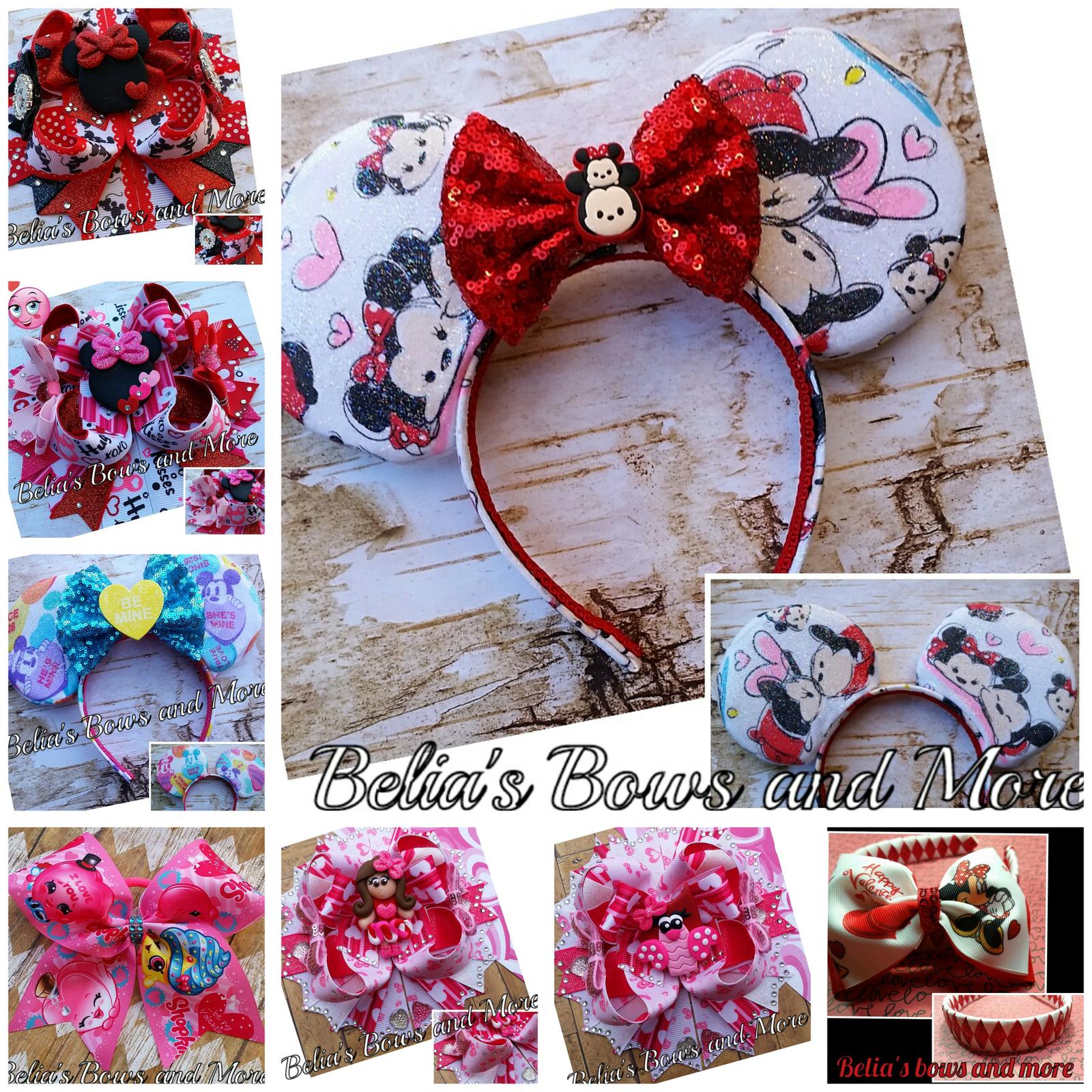 Pretty Ribbons and Handmade Bows