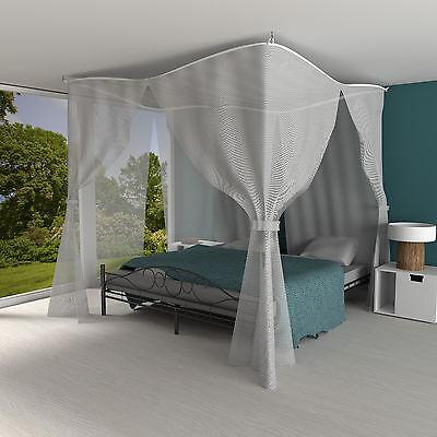 Moskitonetz Betthimmel Fliegennetz Mückennetz Doppelbett Insektennetz Reise Netz