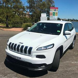 2014 Jeep Cherokee Wagon Pyrmont Inner Sydney Preview