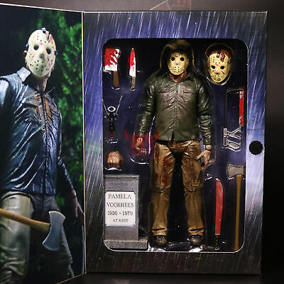 Jason Part 12 (NECA Friday the 13th Final Chapter Jason Ultimate 7