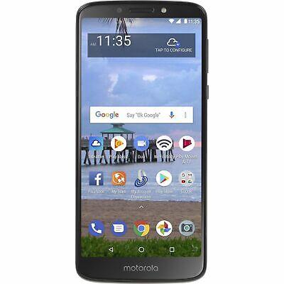 Android Phone - Net10 Motorola Moto e5 4G LTE Prepaid Cell Phone