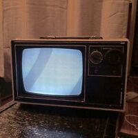 Sanyo portable B&W TV, black and white television  City of Montréal Greater Montréal Preview