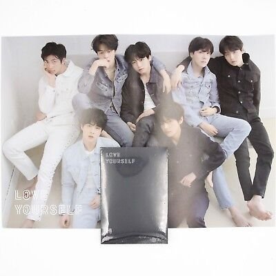 [BTS]3rd Album-LOVE YOURSELF 轉