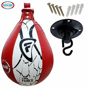 Speed-Ball-Training-Swivel-Origional-Leather-Punching-Ball