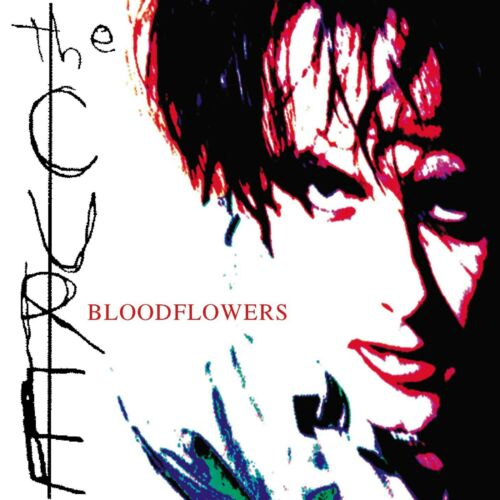 The CURE Bloodflowers BANNER HUGE 4X4 Ft Fabric Poster Tapestry Flag album art