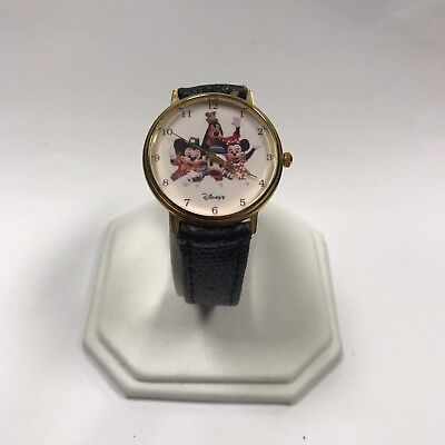 a770 Vintage Disney Mickey Mouse Character Wrist Watch
