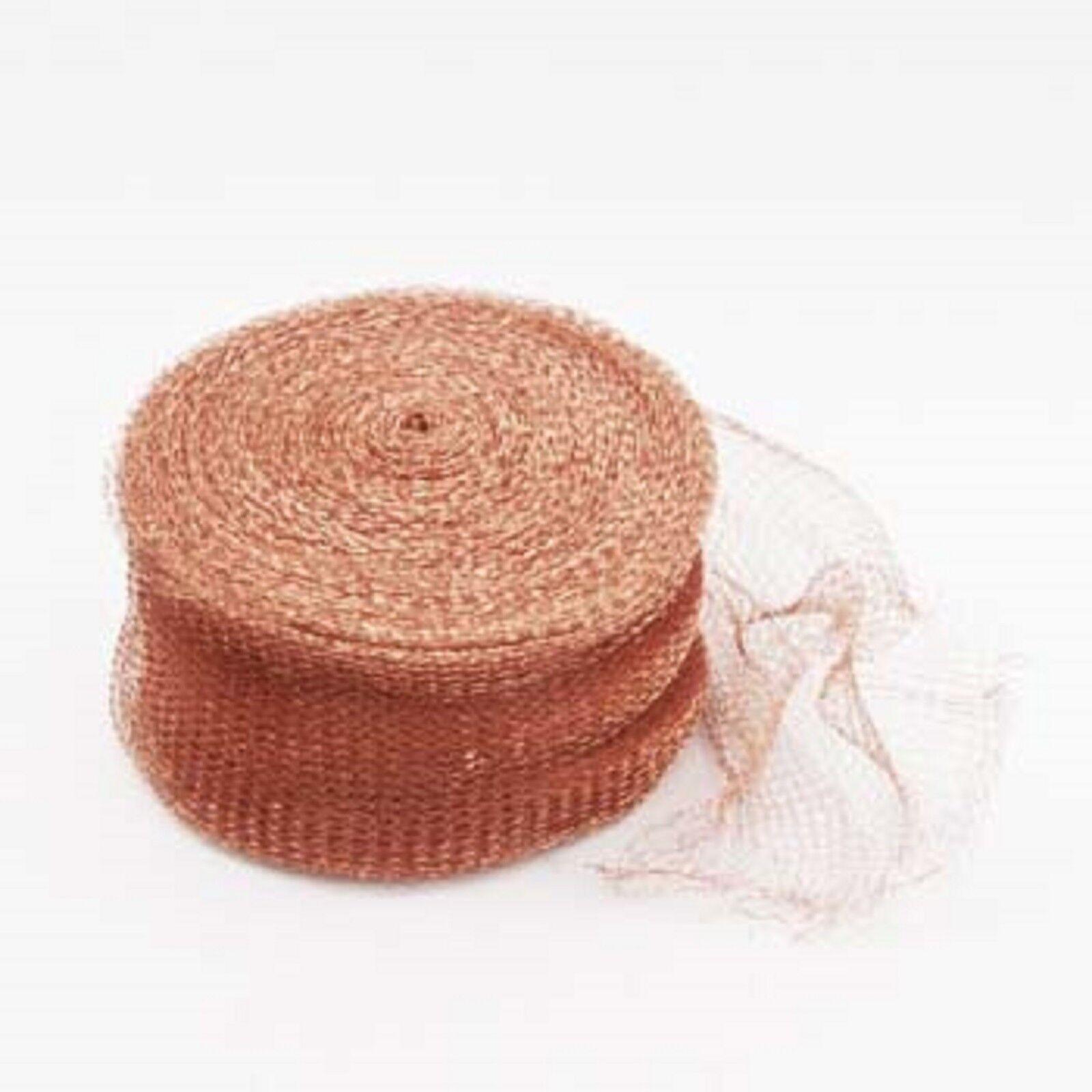 $3.75 - 100% copper mesh packing Moonshine E85 2