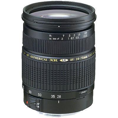 Tamron AF 28-75mm 2,8 XR DI LD ASL SP Macro Objektiv für Sony A-Mount NEU OVP