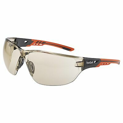 Bolle Ness Safety Glasses With Indooroutdoor Csp Anti-fog Lens