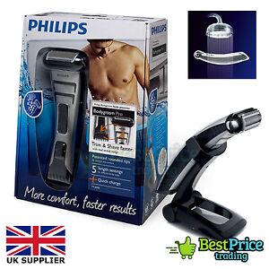 Philips TT2040 Bodygroom Pro Ultimate 3D Trimmer Shaver Waterproof *NEW & SEALED