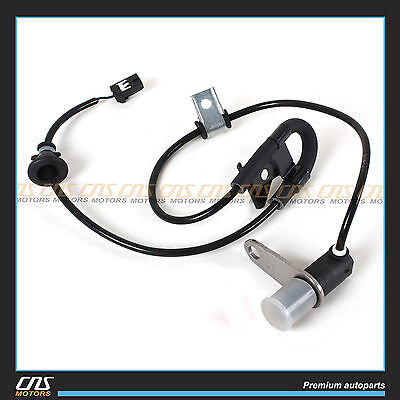 "Lexus Toyota 3.0L DOHC 1MZFE ABS Wheel Speed Sensor ""Rear Left"" 89546-48020"