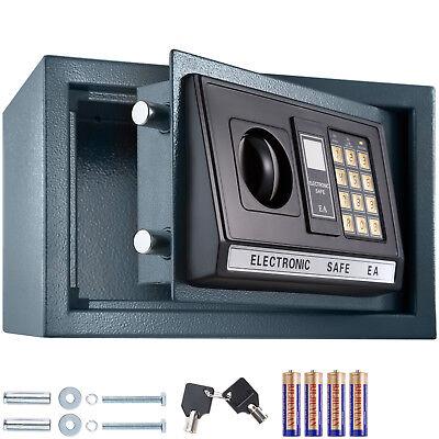 Elektronischer Safe Geldschrank 20x31x22cm Möbeltresor Wandtresor Wandsafe