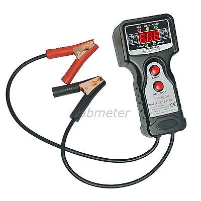 6V & 12V Digital Automotive Battery Tester Load Test, Car Voltage Level tool CCA