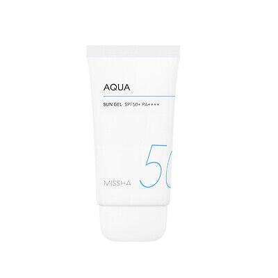 [ Missha ] All-around Safe Block Aqua Sun Gel SPF50+ PA++++ 50ml