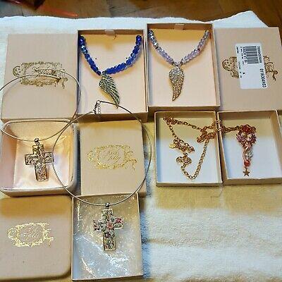 5 kirks folly necklaces