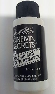 2x Makeup & Adhensive Remover CINEMA SECRETS Halloween FX