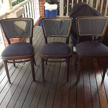 Original Bentwood chairs x 6 Made in Poland Nedlands Nedlands Area Preview
