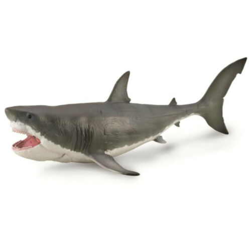 MEGALODON w/ Movable Jaw Dinosaur 88887 ~ New 2020! Free Ship/USA w/$25+CollectA
