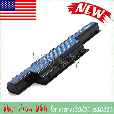 Li-ION Battery for Acer aspire 5736 z series Notebook model PEW72 USA