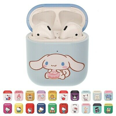 Sanrio Hello Kitty My Melody Cinnamoroll AirPods Case Protective Hard PC Cover - Hello Kitty Case Cover