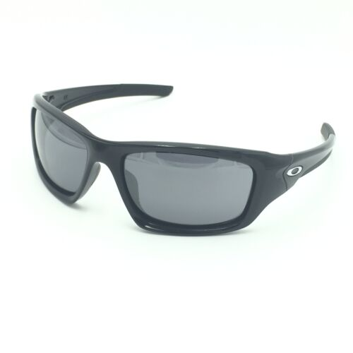 Oakley Valve OO9236-01 Polished Black Sunglasses W/ Black Ir