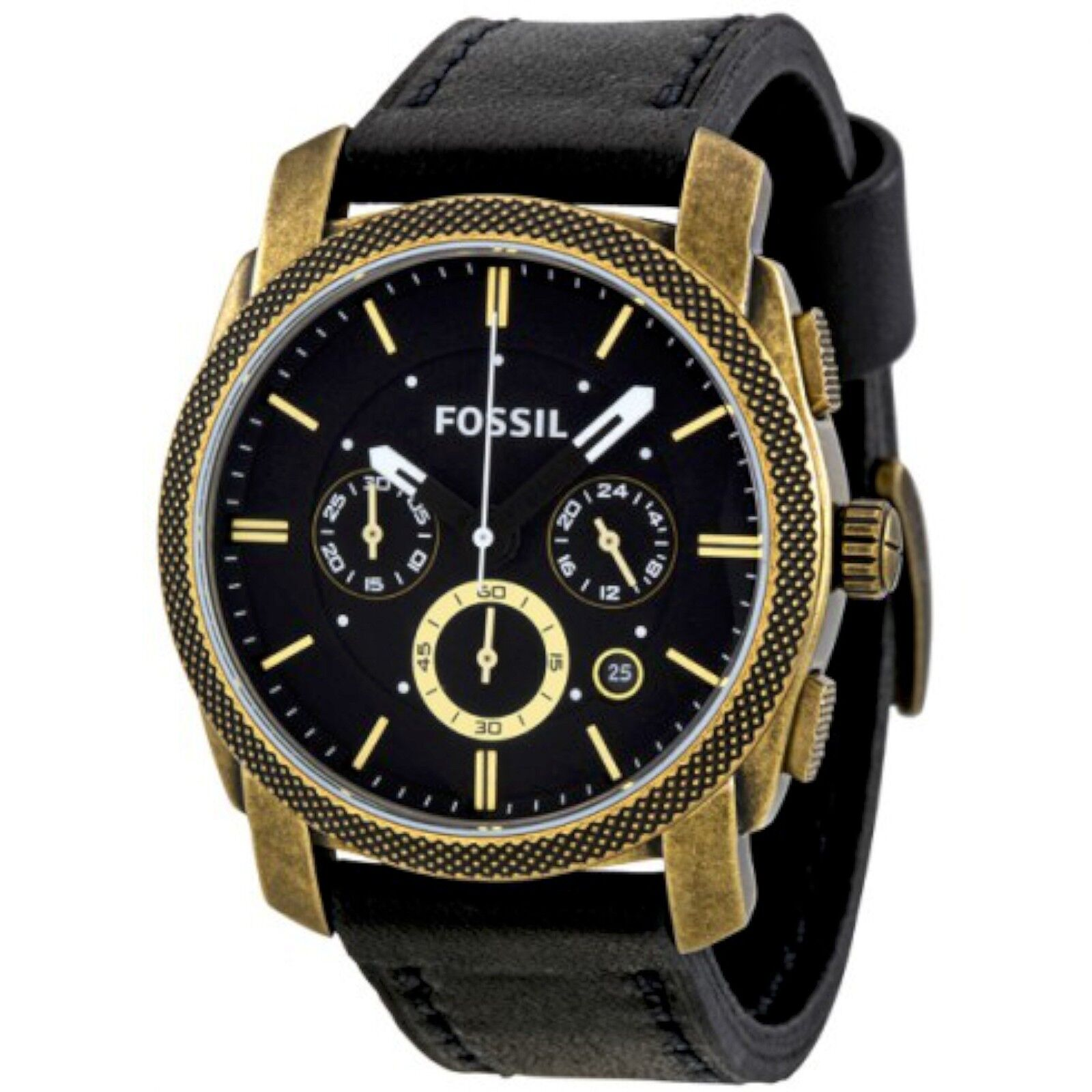 pdpzoom grant brown aemresponsive products main watch en watches leather chronograph sku fossil us