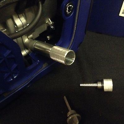 Westinghouse Igen 2200 Inverter Generator Oil Fill Drain Tube Mag Dipstick