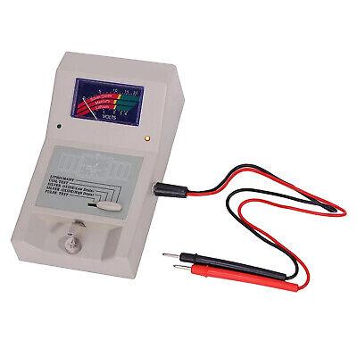 Knopfzelle Spule Uhr Puls Tester, Quarzuhr Analyzer, Kunststoff & Metall