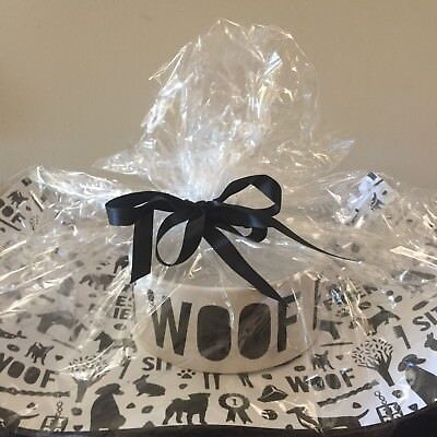 Fringe Studio Dog Bowl and Placemat Gift Set
