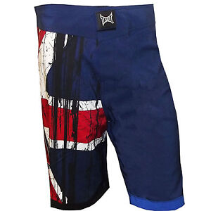NEW-MENS-UFC-MMA-UNION-JACK-FLAG-TAPOUT-BOARD-SHORT-BNWT-NAVY-28