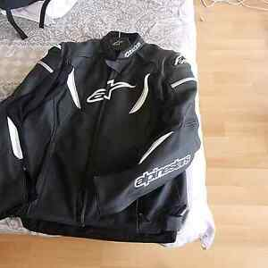 Alpinestars leather jacket brand new Neutral Bay North Sydney Area Preview