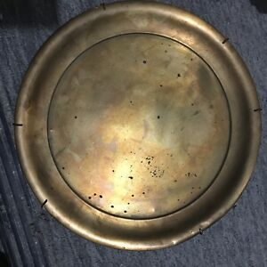 """12"""" Copper Plate with Hanger"""