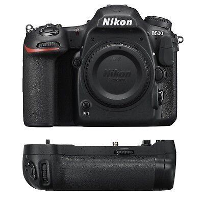 Nikon D500 Body w/FREE MB-D17 Battery Grip *NEW*