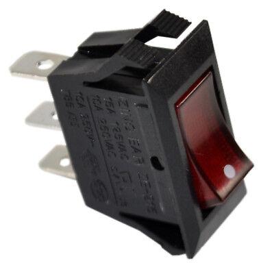 Hqrp Illuminated Rocker Switch For Automotive Marine Applications Coffee Machine