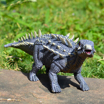 Realistic Polacanthus Dinosaur Toy Educational Model Birthday Gift For Boy Kids - Realistic Dinosaur