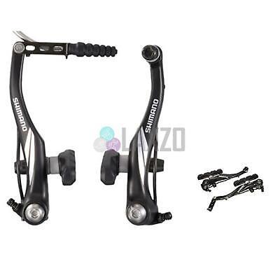 Shimano Alivio BR-T4000V Frenos Bicicleta MTB Delantero Trasero & Sets en Negro