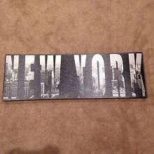BRAND NEW 'New York' Canvas Wall Art Berwick Casey Area Preview