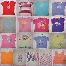 Girl's  Summer Clothes (49 items)  -  Size 1 Minto Campbelltown Area Preview