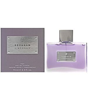 David Beckham Signature for Him EDT Spray 75ml