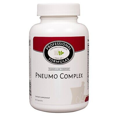 PNEUMO COMPLEX PROFESSIONAL FORMULAS GLANDULAR SUPPLEMENTS