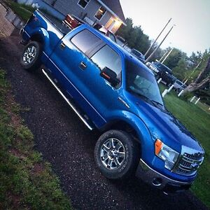 2014 Ford F-150 loaded