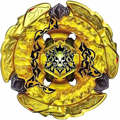Hades Kerbecs / Hell Kerbecs Metal Masters 4D Beyblade BB-99 - USA SELLER!