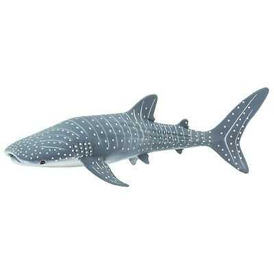 Whale Shark Sea Life Safari Ltd NEW Toys Collectors Kids Ocean Sea - Whale Toy