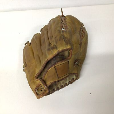Jockey Professional Model Cowhide Leather Baseball Glove Right Handed #622