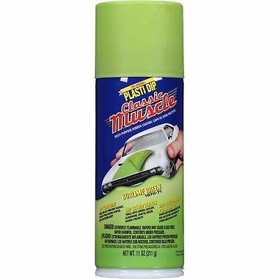Plasti Dip Multipurpose Rubber Coating Sublime Green 11oz - 2pcs 11f1-015