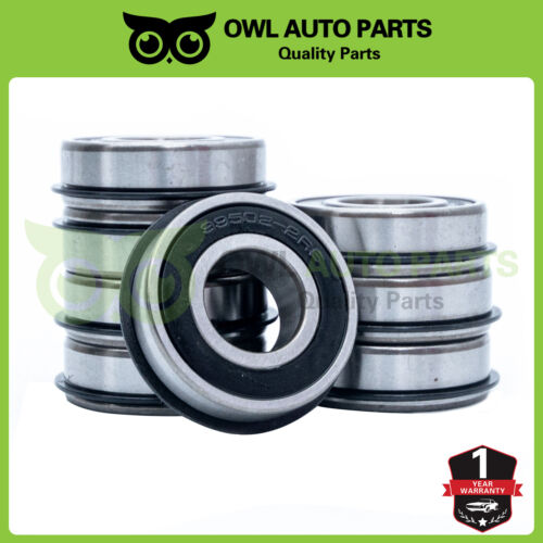 "Steel Bushing  //Sleeve    5//8/"" OD x 3//8/"" ID x 6/"" Long 10 Pcs  CDS DOM"