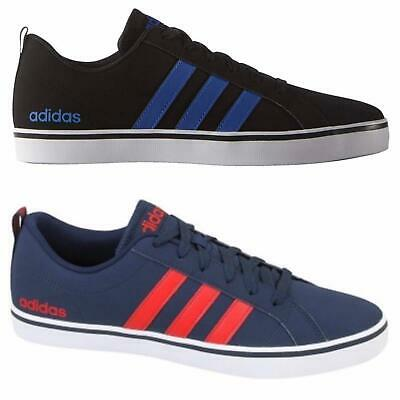 Adidas Pace Mens VS Trainers Shoes Footwear Laces Ankles RRP £59.99